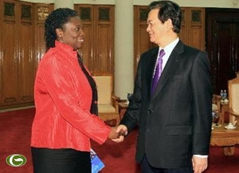 Thủ tướng Nguyễn Tấn Dũng khẳng định: Việt Nam luôn coi WB là đối tác tin cậy, có hiệu quả